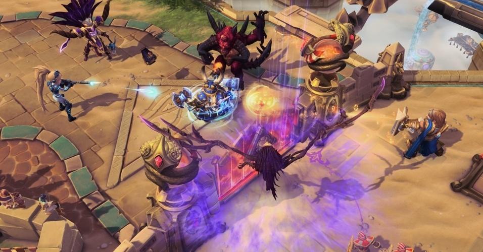Prometendo 'variedade' de modos de jogo, a Blizzard anunciou o modo