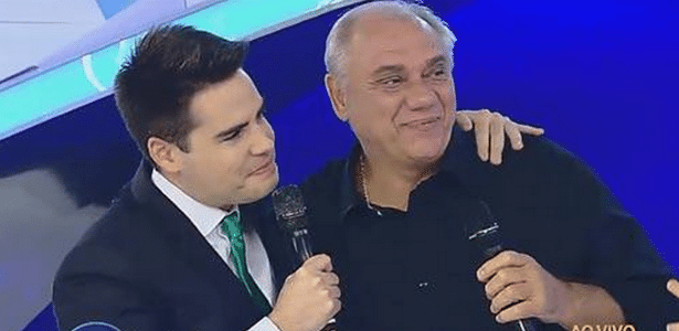 "Luiz Bacci substitui Marcelo Rezende no ""Cidade Alerta"""