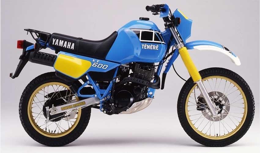 Primeira geração da Yamaha Ténéré