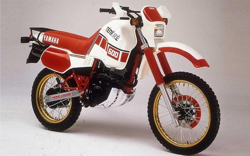 Segunda geração da Yamaha Ténéré