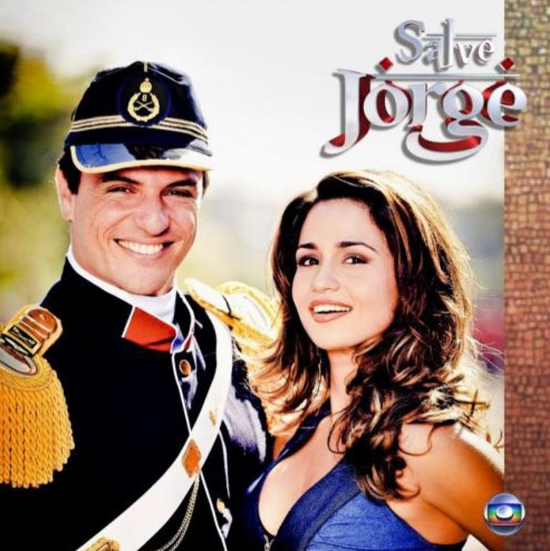Trilha sonora da novela Salve Jorge