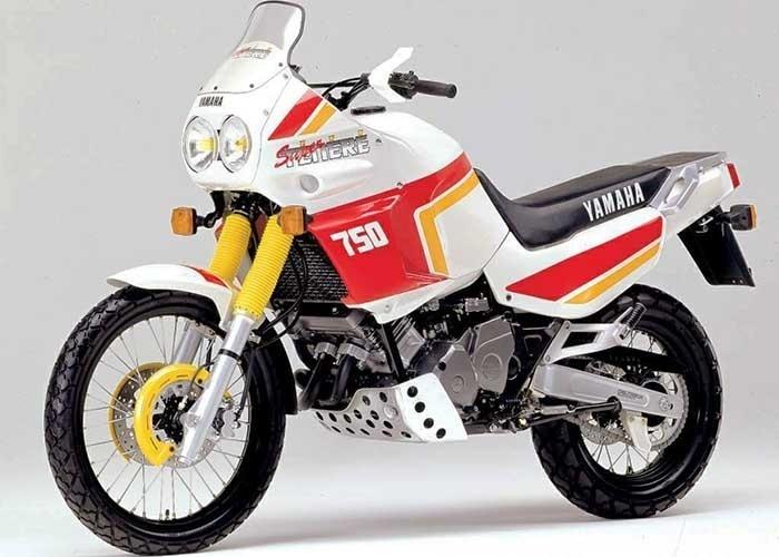 Yamaha XTZ 750, a primeira Super Ténéré