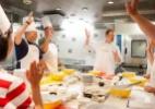 """Participantes do """"Top Chef"""" irão cozinhar em cruzeiro pelo Caribe - Divulgação/Celebrity Cruises"""