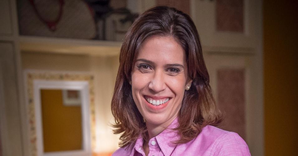 """Karen (Maria Clara Gueiros) em """"Babilônia"""""""