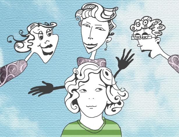 Desde crianças, as meninas são induzidas a acreditar que a natureza da mulher é procriar
