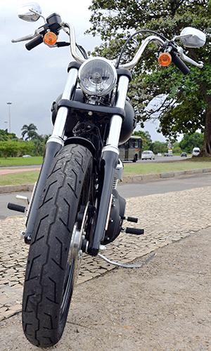 Harley-Davidson Street Bob 2015
