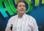 Faustão levou três anos para fazer Globo perdoar Tom - Reprodução/TV Globo