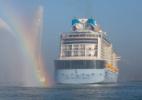 """Navio """"mais futurista do mundo"""" é inaugurado na Europa; veja a embarcação - Divulgação/Royal Caribbean"""