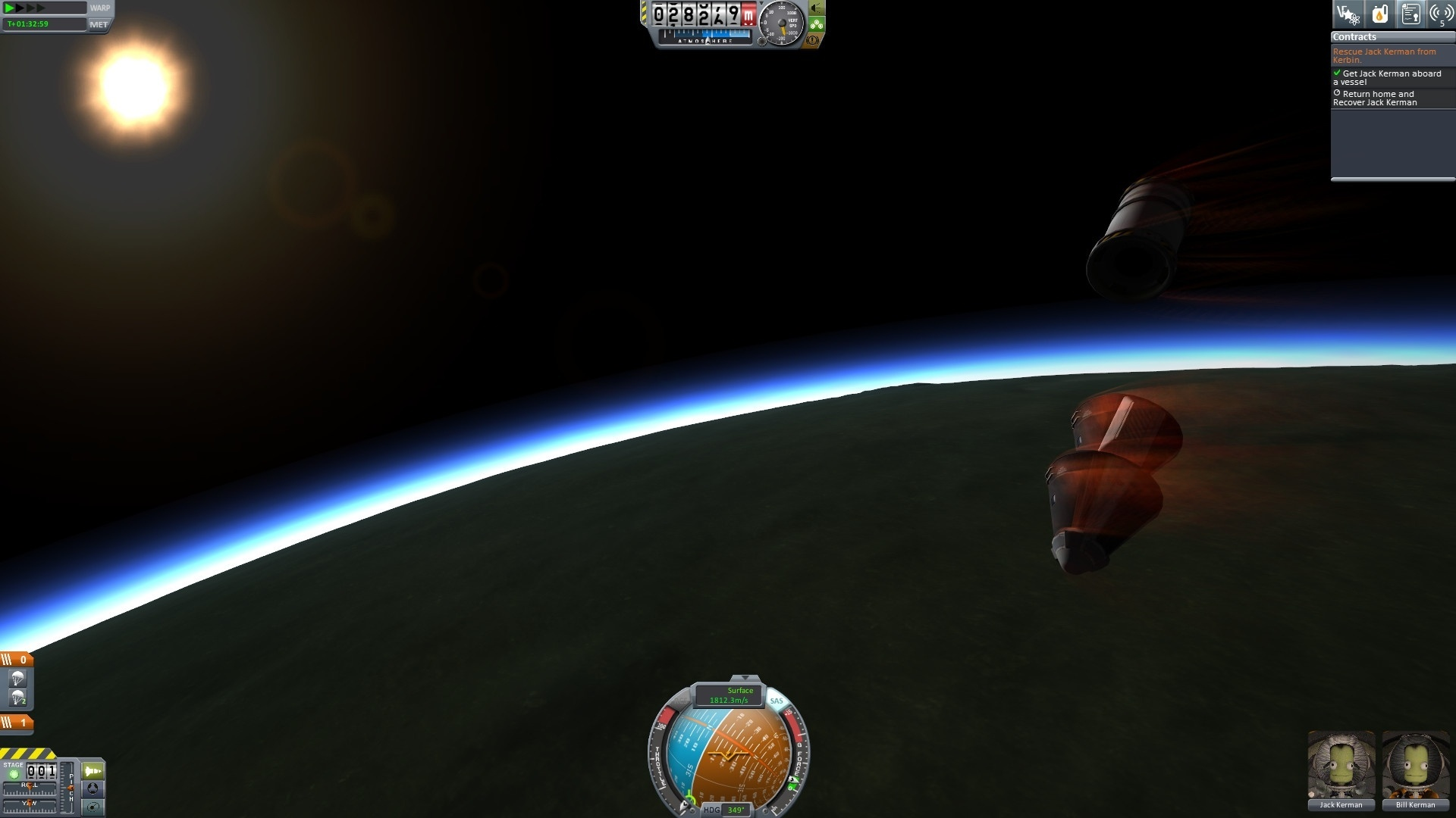 Kerbal Space Program Space Carrier - Pics about space