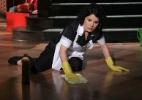 """Em """"Chiquititas"""", Carol vira faxineira do orfanato e é humilhada por Carmen - Leonardo Nones/SBT"""