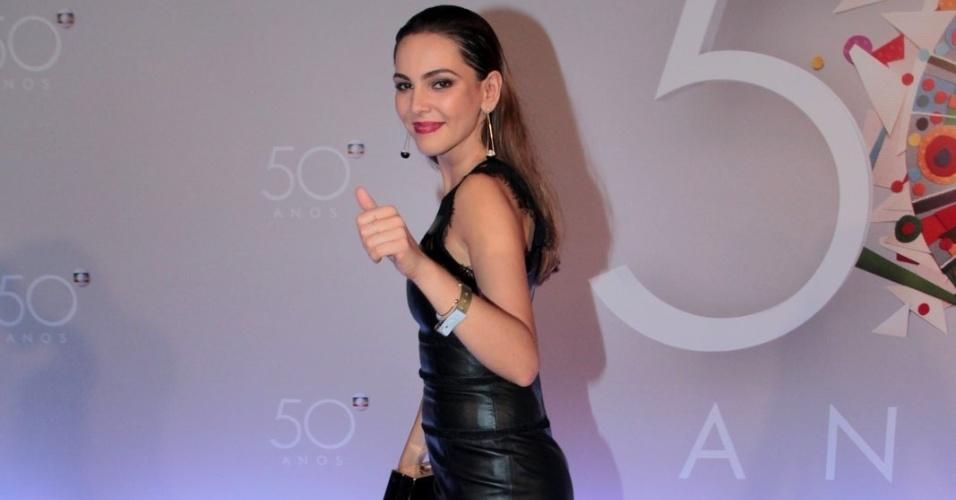 Famosos comparecem ao show de comemora o dos 50 anos da - Globos 50 anos ...