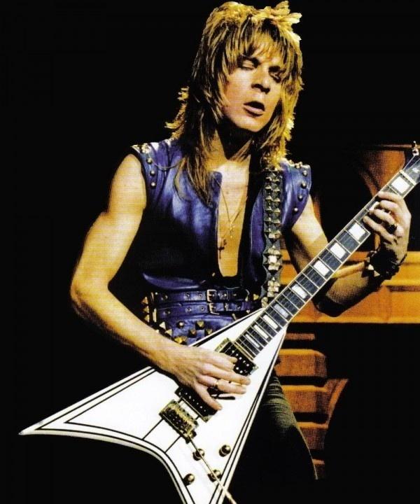 Randy Rhoads, lendário guitarrista de Ozzy Osbourne