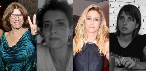 Denise Saraceni, Lilian Amarante, Amora Mautner e Júlia Jordão: diretoras têm se destacado na TV brasileira