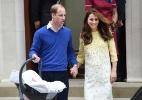 Em busca de privacidade, William e Kate levam os filhos para o interior - EFE