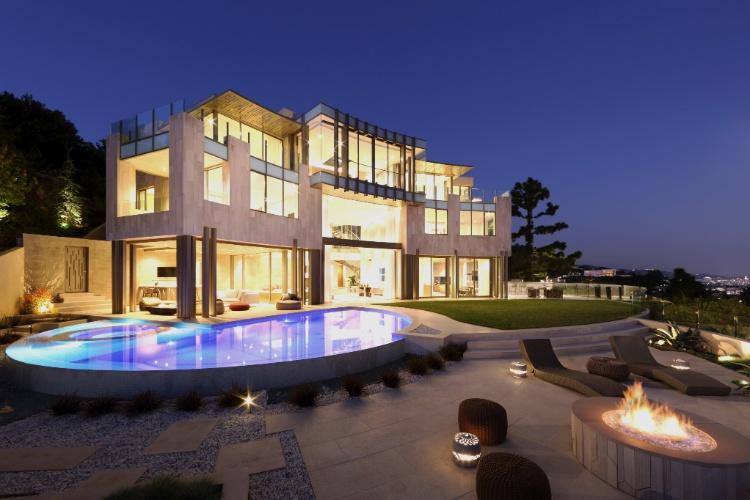 Favorito do 1 arquiteto constr i mans es para ricos e famosos nos eua bol fotos bol fotos - Casas de millonarios ...