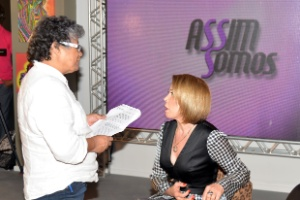 """""""Era mulher do Zezé, virei a ex e agora quero ser apresentadora"""", diz Zilu"""