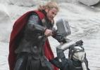 """Na Comic-Con, vídeo mostra o que Thor estava fazendo durante """"Guerra Civil"""" - Reprodução"""