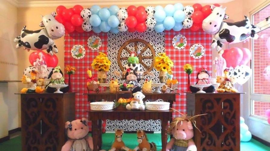 Flores naturais sofisticam a decora 231 227 o das festas infantis