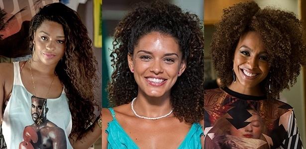 """Juliana Alves, Kizi Vaz e Sheron Menezzes estão no ar com a novela """"Babilônia"""""""