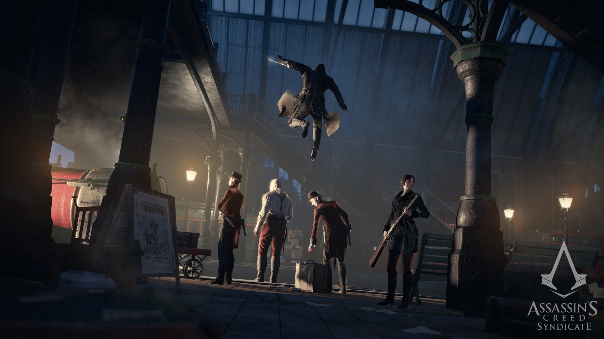 Assassin's Creed Syndicate  ZGB Start