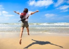 Empresa quer pessoa para viajar pelos EUA, ver esportes e ganhar R$ 160 mil - Getty Images