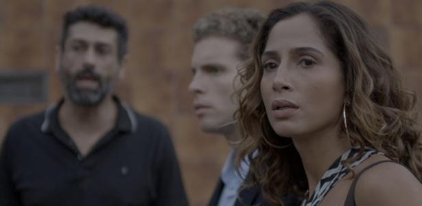 """Em """"Babilônia"""", Regina e Vinícius ficam sabendo da morte de Sebastião"""