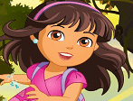 Roupas da Dora adolescente
