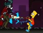 Simpsons Ghost Chase