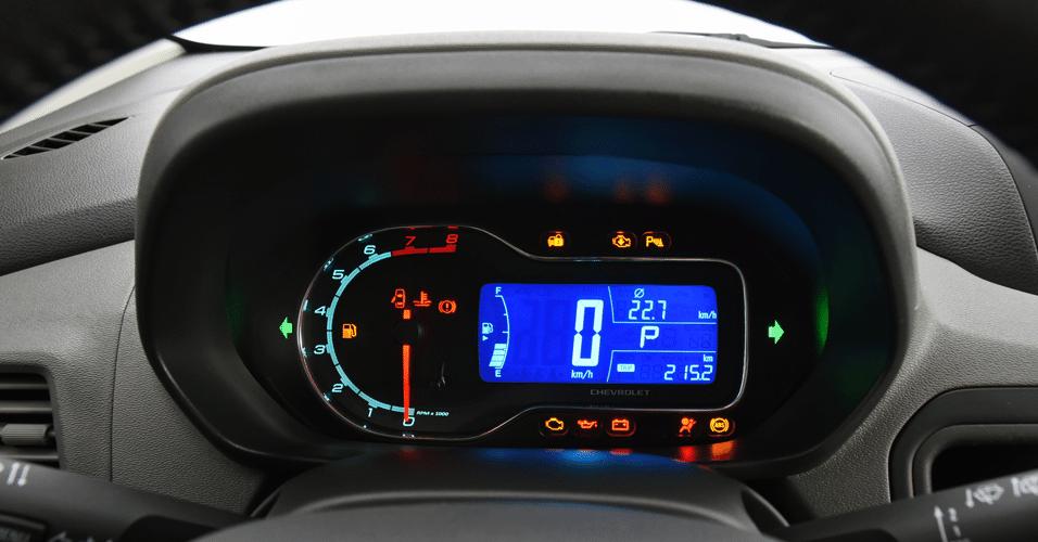 Chevrolet Spin LTZ A/T