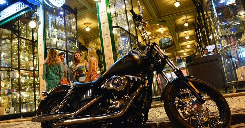Harley-Davidson Street Bob e Forty Eight