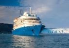 Cruzeiro na Europa leva turistas para curtir as paisagens da Islândia - Divulgação/Poseidon Expeditions