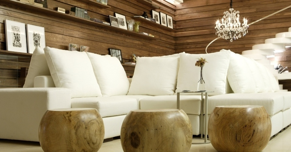 Os 30 anos da casa cor sp relembre ambientes marcantes for Sala de estar off white