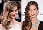 Conheça as principais tendências de cabelo e maquiagem vistas em Cannes - Getty Images