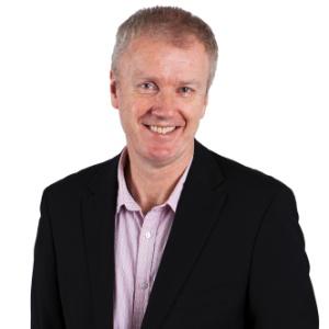 Andy Brown, presidente da Kantar Media
