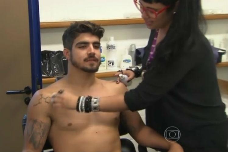27.mai.2015 - Caio Castro no