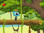 Gumball in Jungle
