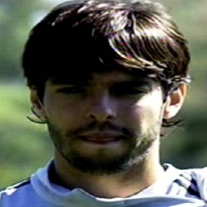 "O jogador de futebol Kaká deu entrevista ao programa ""Gugu"", da Record"