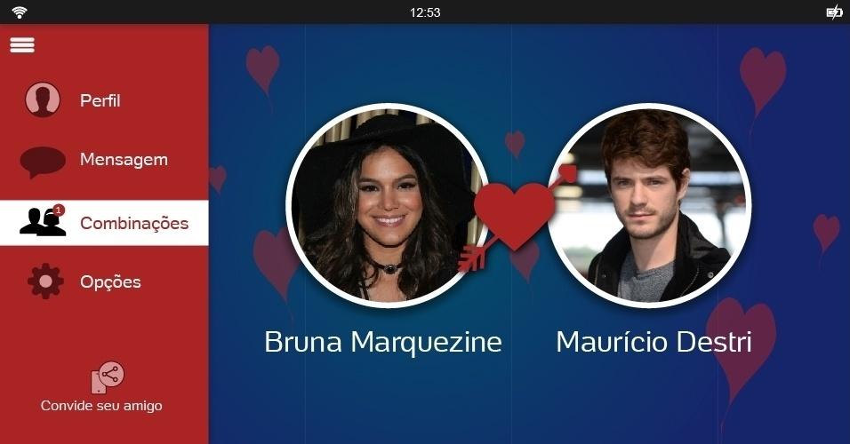 Solteiros no dia dos namorados, Bruna Marquezine e Maurício Destri dariam um ótimo