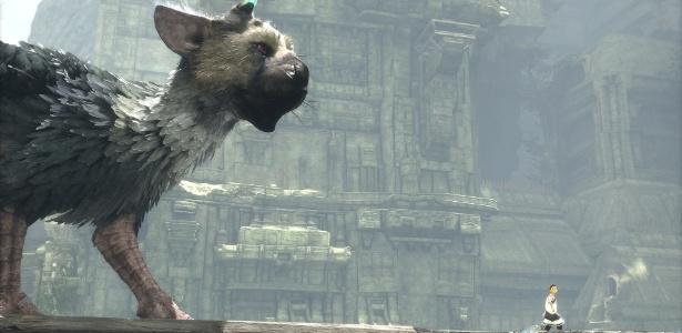 """Após adiamentos e silêncio, será que """"The Last Guardian"""" finalmente chegará ao PlayStation 4? De acordo com executivo da Sony europeia, game será lançado em 2016"""