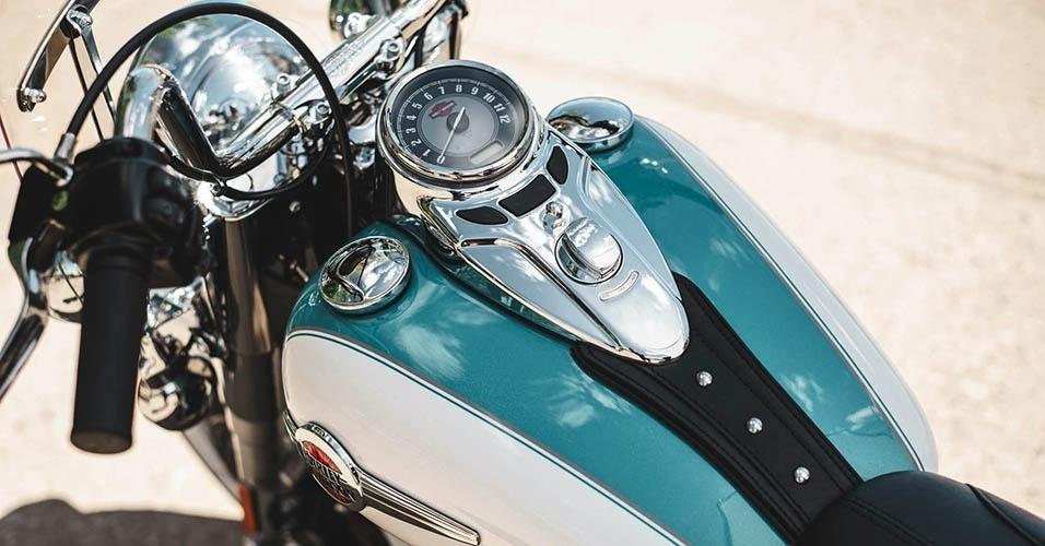 Harley-Davidson Softail Heritage Classic 2016