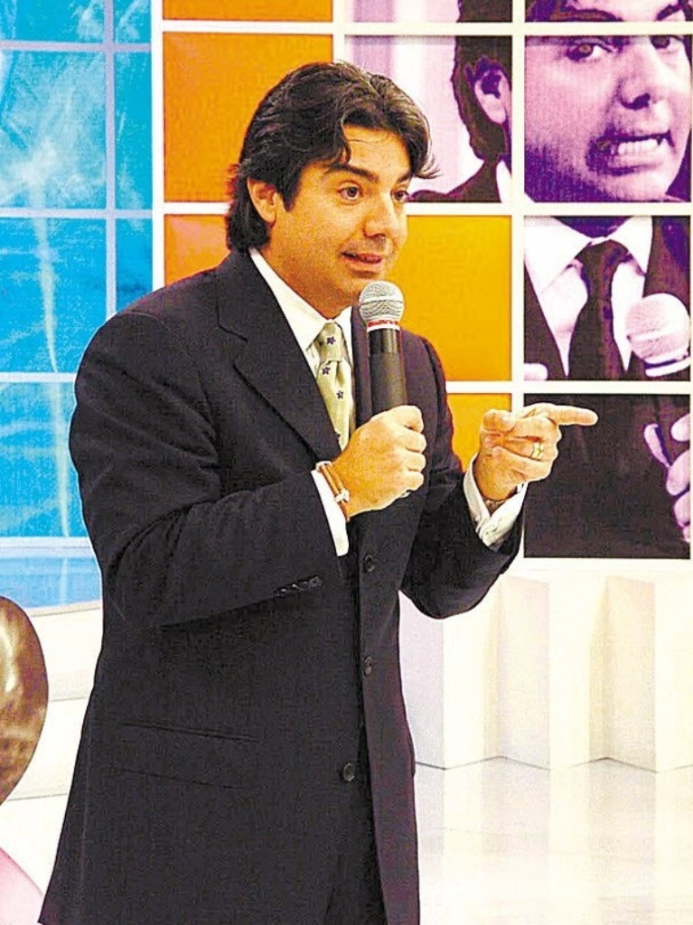 João Kleber no programa