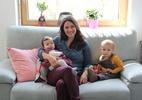 Parto pelo mundo: mulheres contam como foi ter o bebê fora do Brasil - Arquivo Pessoal