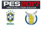 """""""Pro Evolution Soccer 2017"""" terá Campeonato Brasileiro - Divulgação"""