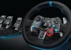 Logitech G29 cobra caro por dose extra de realismo em jogos de corrida - Divulgação