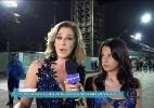Filha de Cláudia Raia irá representar a mãe em escola de samba paulistana - Reprodução/TV Globo