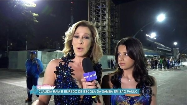 13.jan.2015 - Cláudia Raia