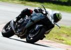 Ninja H2R é moto para pista com preço de SUV de luxo: R$ 350.000 - Mario Villaescusa/Infomoto