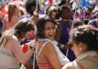 Pule o Carnaval sem descuidar da pele: conheça nove cuidados fáceis - Shutterstock