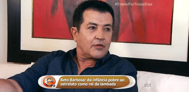 """Beto Barbosa revela que teve um """"affair"""" com Gretchen 20 anos atrás"""