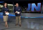 """""""Está na hora de conquistar mais medalhas"""", cobra Galvão Bueno - Reprodução/TV Globo"""